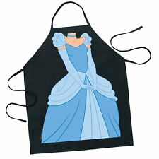 Cinderella Be The Character Creative Kitchen Cooking Apron Adult One Size