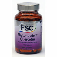 Phytonutrient Quercetin 60 Capsules - FSC