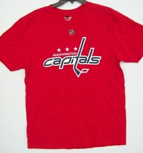 NHL Washington Capitals Backstrom Reebok T-Shirt - new