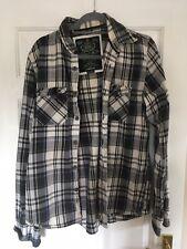 Mens Superdry Shirt Xl