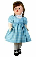 Pinafore Dress for Saucy Walker Doli in turquoise