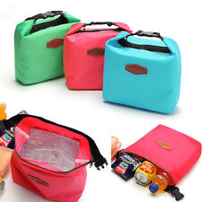Thermal Cooler Insulated Waterproof Lunch Box Portable Tote Storage Picnic Bag