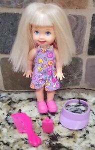 POWER WHEELS KELLY Doll with Clothes Shoes Accessories 1997