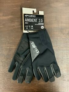Giro Ambient 2.0 Polertec Cycling Gloves Size 2XL New