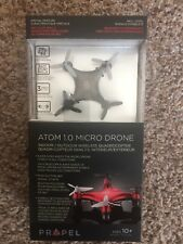 Propel Atom 1.0 Micro Drone Indoor/Outdoor Wireless Quadrocopter  Free Shipping