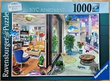 *COMPLETE* 2020 Ravensburger NYC APARTMENT 1000 pieces