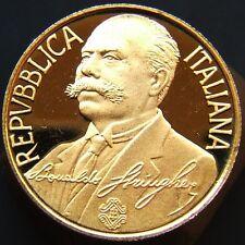 REPUBBLICA LIRE 50.000 1993 CENTENARIO BANCA D'ITALIA FDC PROOF (ID55863)
