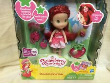 2009 STRAWBERRY SHORTCAKE DOLL -Style Her Hair- Smells Very Sweet- NRFB
