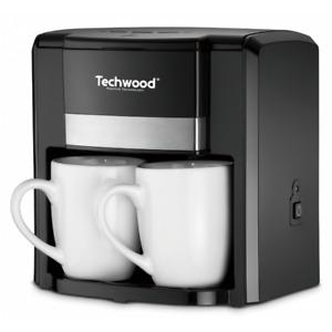 Cafetière électrique expresso  2 Tasses Duo  Porte-filtre  Filtre permanent 500W