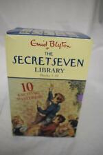 THE SECRET SEVEN LIBRARY Enid Blyton (Paperback)