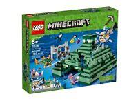 LEGO® Minecraft 21136 Das Ozeanmonument  NEU / OVP