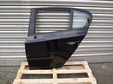 BMW E87 4-türig Tür hinten links schwarz 2 80Tkm