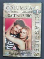 DVD LA GATITA Y EL BUHO Barbra Streisand George Segal Robert Klein HERBERT ROSS