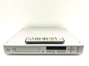 T+A SACD 1250R High End CD Player Made In Germany High Class Remote Like New