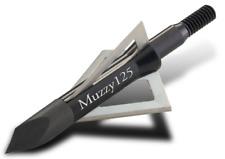 Muzzy Broadheads 125gr 3-Blade 6pk   235