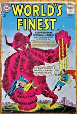 "WORLD'S FINEST COMICS #133 (1963) ""BEAST of the SUPERNATURAL!"""
