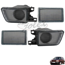 Blende Reflektor Nebelscheinwerfer weiß rechts+links Set Satz VW Golf 3 Vento