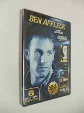 Ben Affleck & Matt Damon 6 Action Movies DVD 2013