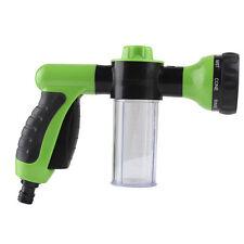 High Pressure Car Wash Water Soap Spray Nozzle Gun Garden Hose Clean Pipe Washer