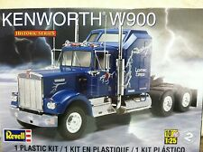 Revell 1/25 Kenworth® W900 Plastic Model Kit 85-1507