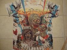 Truth thetruth.com Doomsday Scenario Anti Smoking Soft Thin T Shirt L xl