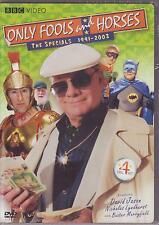 4 DVD BOX SET - ONLY FOOLS AND HORSES - THE SPECIALS 1991-2003 - BBC TV Show NEW