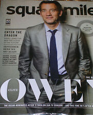 *NEW* SQUARE MILE TECHNOLOGY SPECIAL CLIVE OWEN PIERS LINNEY NOVEMBER 2014