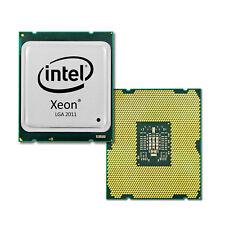 Intel Xeon E5-2643 Orologio alta CPU 4/8 x 3,3GHz LGA 2011 Processore Core i7