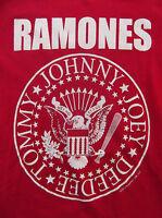 TSHIRT ZARA RAMONES 13 14 ANS TEE SHIRT PUNK ROCK Vintage