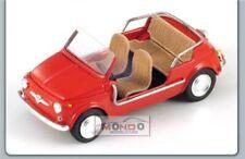 Fiat 500 Jolly 1959 Red Spark 1:43 Sp1499 Modellino