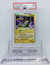 POKEMON DRAGON FRONTIERS RAYQUAZA EX 97/101 HOLO FOIL CARD PSA 9 MINT #28223250