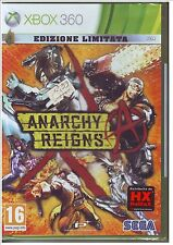 XBOX 360 Anarchy Reigns - Nuovo !!!! xbox360