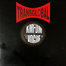 """KMFDM - VOGUE (12"""") (VG/G-VG)"""