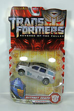 Brand New Transformer Movie 2 ROTF Autobot Gears Deluxe Action Figure Brand New
