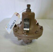 Cashco Pressure Regulating Valve 1 Npt 1164 Cast Iron 10 40 Psig Range