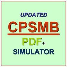 ISM Certified Professional Supply Management Bridge CPSMB Test CPSM Exam QA+SIM