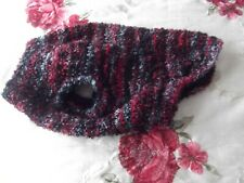 KNITTED DOG COAT SMALL