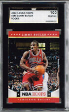 2012 Panini NBA Hoops Jimmy Butler SGC 100/ PRISTINE RC
