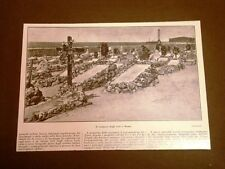 Guerra Italia vs Turchia nel 1912 Cimitero degli eroi d'Italia ad Homs