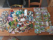 Lego Friends Job Lot Bundle Approx 3kg 41125 41034 41056 41057 41123 41088 ++++
