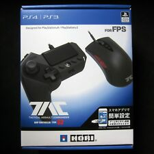 Official Sony Licensed Hori PS4 PS3 PC Tac G2 Tactical Assault Commander Mouse