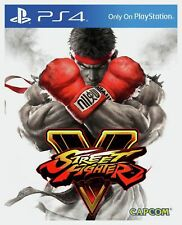 Street Fighter V - Sony Playstation PS4 Game 12+ Years - Argos eBay