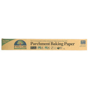 If You Care, Parchment Baking Paper, 70 sq ft (65 ft x 13 in)
