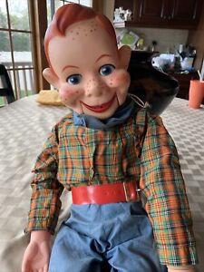 vintage ventriloquist dummy Doll