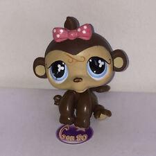Littlest PetShop BEBE GORILLE 501 MONKEY Pet Shop M032