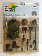 21st Century Toys Ultimate Soldier German Paratrooper 1:6 Scale Sealed