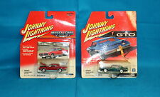 Johnny Lightning Die-Cast 1:64 Scale Cars New