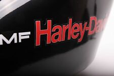 77RED 1977 Harley AMF Ironhead Sportster FX FXE Gas Fuel Tank DECALS