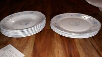 Arcopal France Dinnerware 6 cups, 5 DinnerPlates, 7 soup/salad bowls