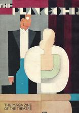 "Will Mahoney ""EARL CARROLL SKETCH BOOK"" Eddie Cantor 1931 Chicago Playbill"